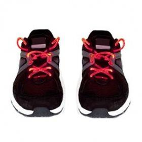 Світяться шнурки KS Disco Red SKL25-150693