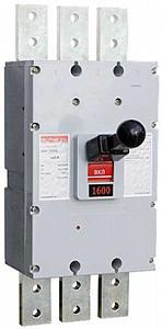 Купить Шкафной автоматический выключатель 3р 1600А, E.NEXT