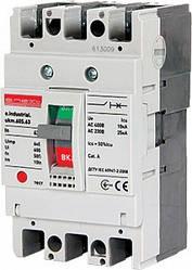 Шкафной автоматический выключатель e.industrial.ukm.60S.32 3р 32А