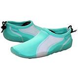 Обувь для пляжа и кораллов аквашузы SportVida Size 36 Mint SKL41-277864, фото 4