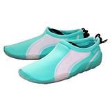 Обувь для пляжа и кораллов аквашузы SportVida Size 36 Mint SKL41-277864, фото 5