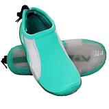 Обувь для пляжа и кораллов аквашузы SportVida Size 36 Mint SKL41-277864, фото 6
