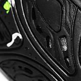 Взуття для пляжу і коралів аквашузы SportVida Size 38 Black/Blue SKL41-277876, фото 8