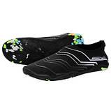 Взуття для пляжу і коралів аквашузы SportVida Size 44 Black/Grey SKL41-277882, фото 7