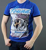Мужская летняя футболка