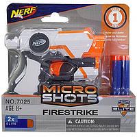 Бластер Nerf Micro Shots Firestrike