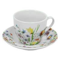 Набор чайный Полевые цветы 12 предметов KERAMIA.K24-198-068