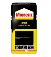 Moment КЛЕЙ ДЛЯ ПЛИТКИ 25 кг