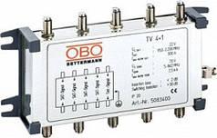 Обмежувач напруги TV 4+1, OBO Bettermann