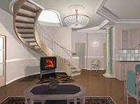 Перепланировка дизайн проект интерьера однокомнатной квартиры