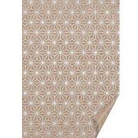 Крафт-картон для дизайна Звездное сияние А4(21*29,7см) золотый 220 г/м2, Heyda