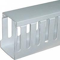 Короб пластиковый перфорированный e.trunking.perf.stand.80.50 80х50мм 2м
