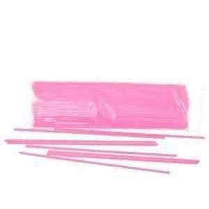 Палочка с насадкой для шариков розовая  100 шт., фото 2