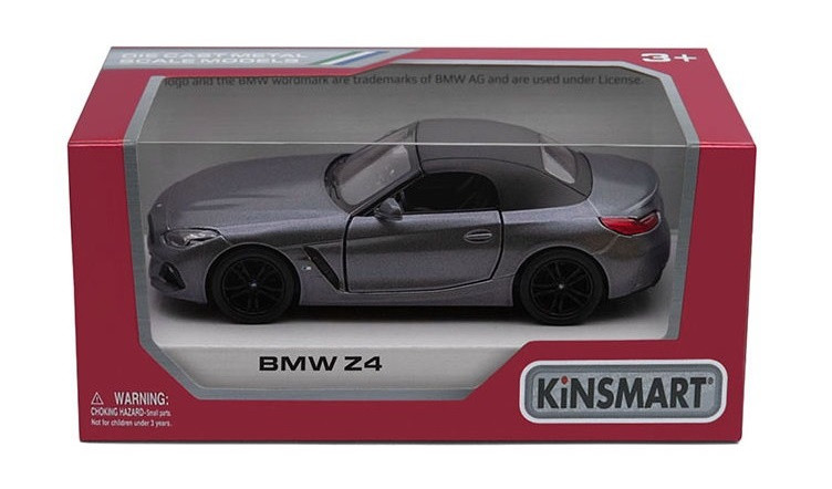 "KINSMART Мет. машина ""BMW Z4"""