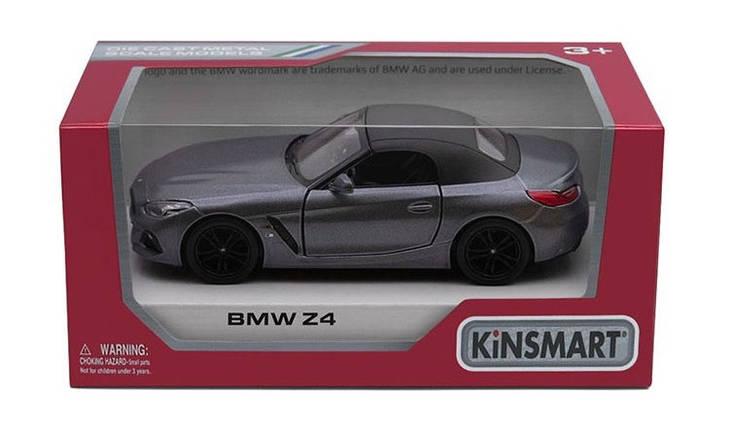 "KINSMART Мет. машина ""BMW Z4"", фото 2"