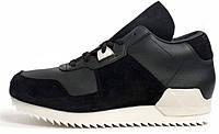 Кроссовки Adidas ZX-700 Black White, фото 1