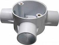 Коробка e.pipe.3.db.stand.25 соединительная трубная 3 ввода d25мм