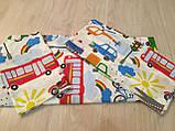 Комплект постельного белья  для мальчиков Городское движение, фото 2