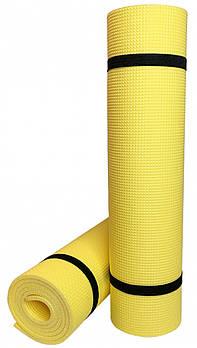 Килимок Optima Light (жовтий)