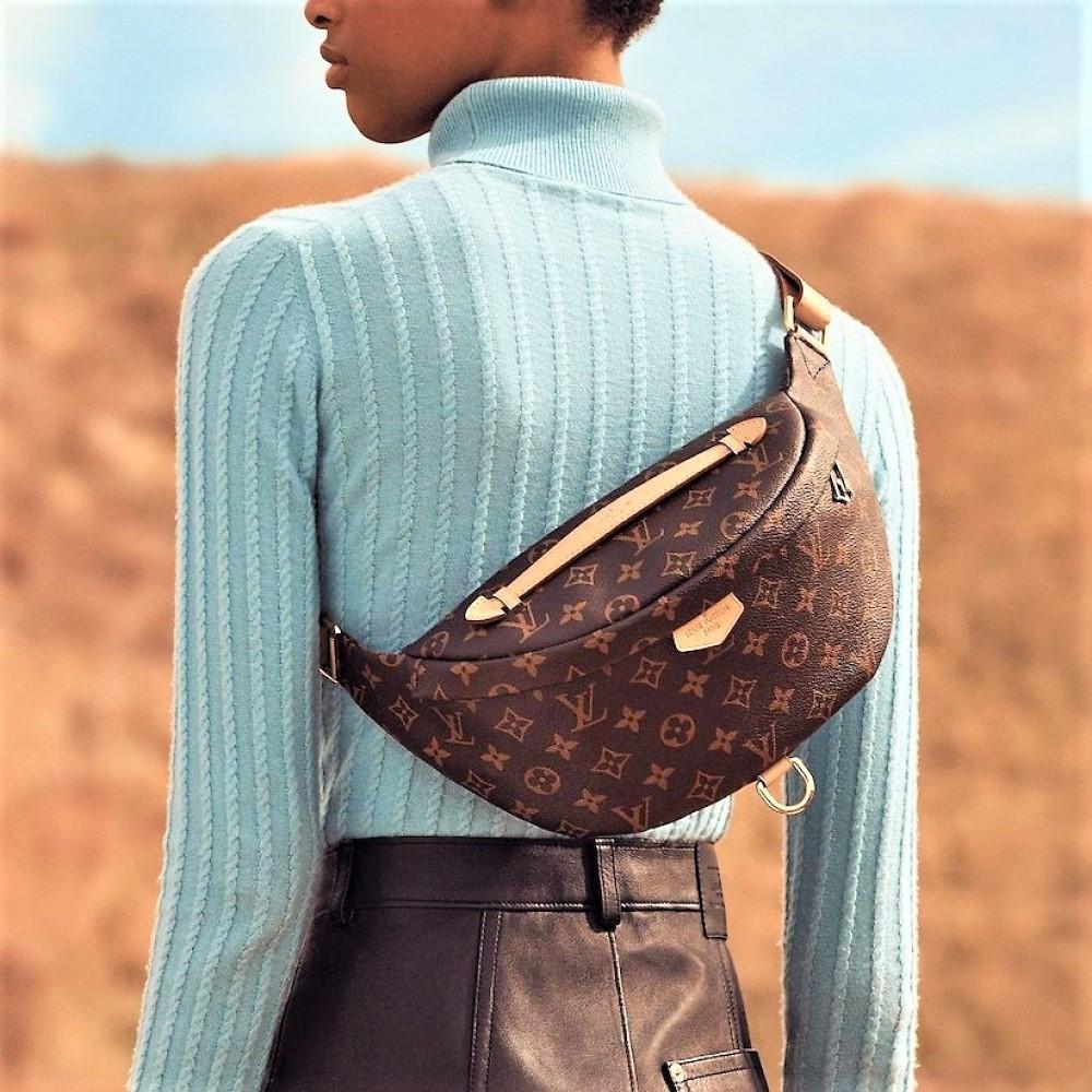 Сумка Louis Vuitton Bumbag Monogram brown