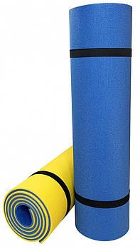 Килимок IZOLON Привал 8 (1800х600) (синій)