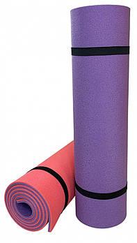 Килимок IZOLON Привал 8 (1800х600) (фіолетовий)