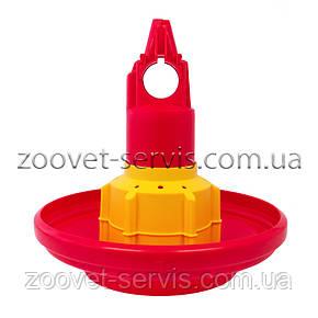 Автоматическая кормушка для петухов и родительского стада Gio T/F без перегородок (высокий конус) CODAF Италия, фото 2
