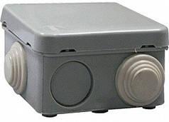 Коробка распределительная 90х90 мм, наружная, E.Next