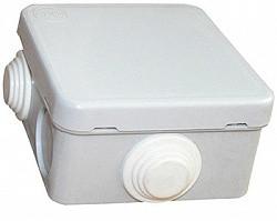 Коробка розподільна 70х70 мм, зовнішня, E. Next