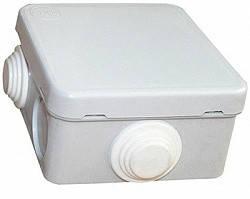 Коробка розподільна 70х70 мм, зовнішня, E. Next, фото 2
