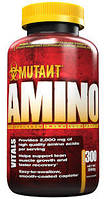 Купить аминокислоты PVL Mutant Amino  300 tabs