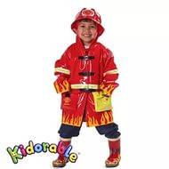 Дождевик Kidorable Пожарный, фото 1