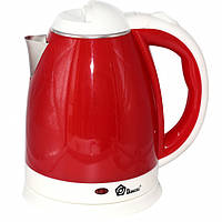 Чайник электрический Domotec MS-5023 2 л 1500W Red 112797 TV, КОД: 2381049