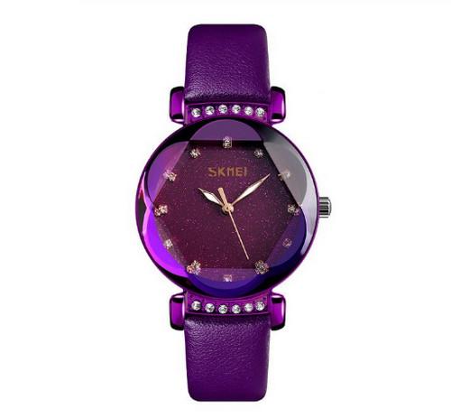 Skmei 9188 Violet Diamonds