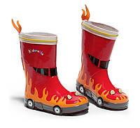 Резиновые сапоги Kidorable Пожарный