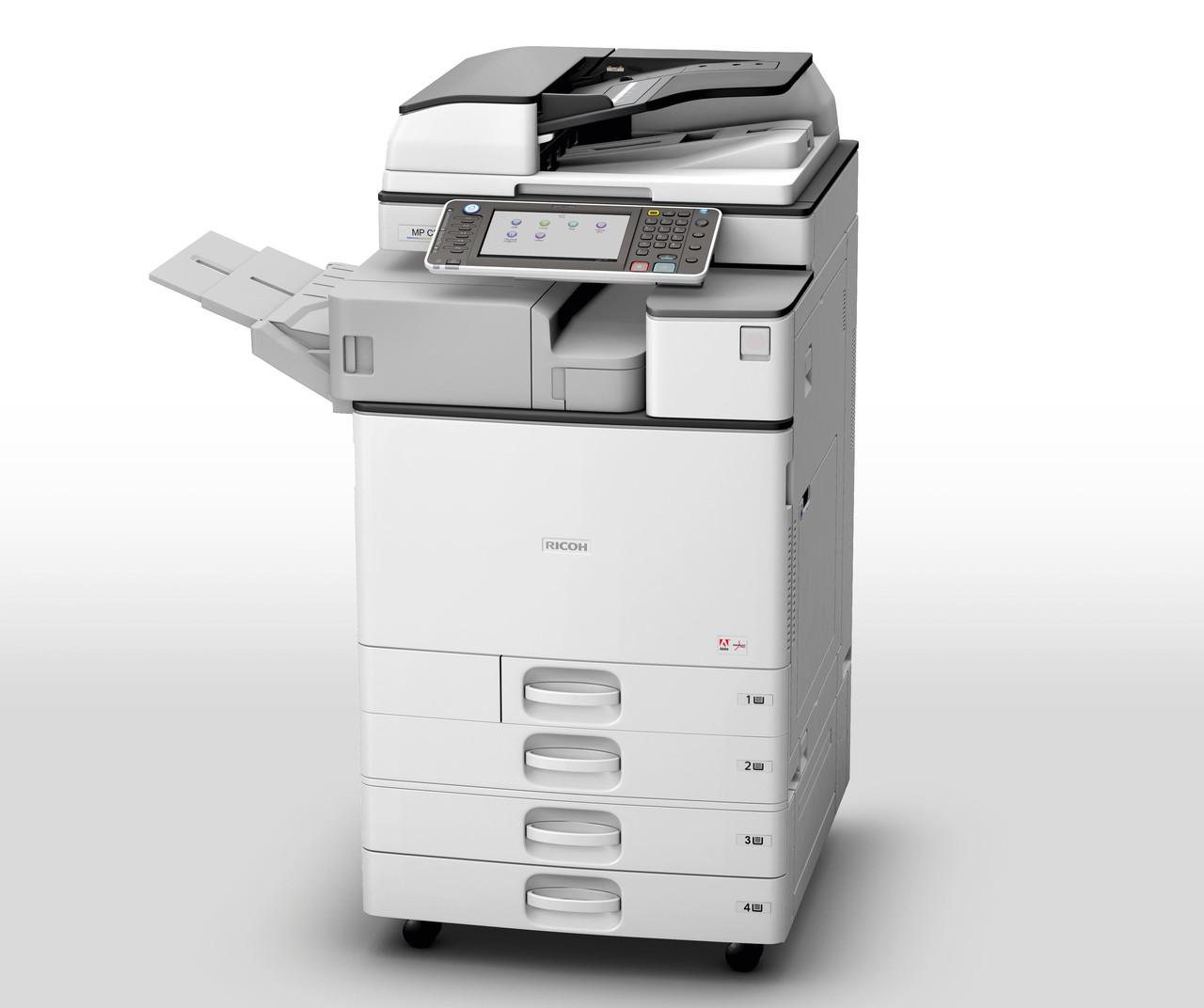 Ricoh MP C2003ZSP (принтер/копир/сканер/ ARDF)