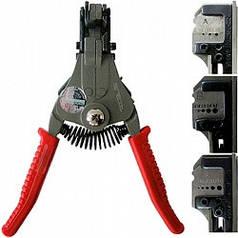 Инструмент для снятия изоляции проводов сечением 0,5-3,2 кв.мм