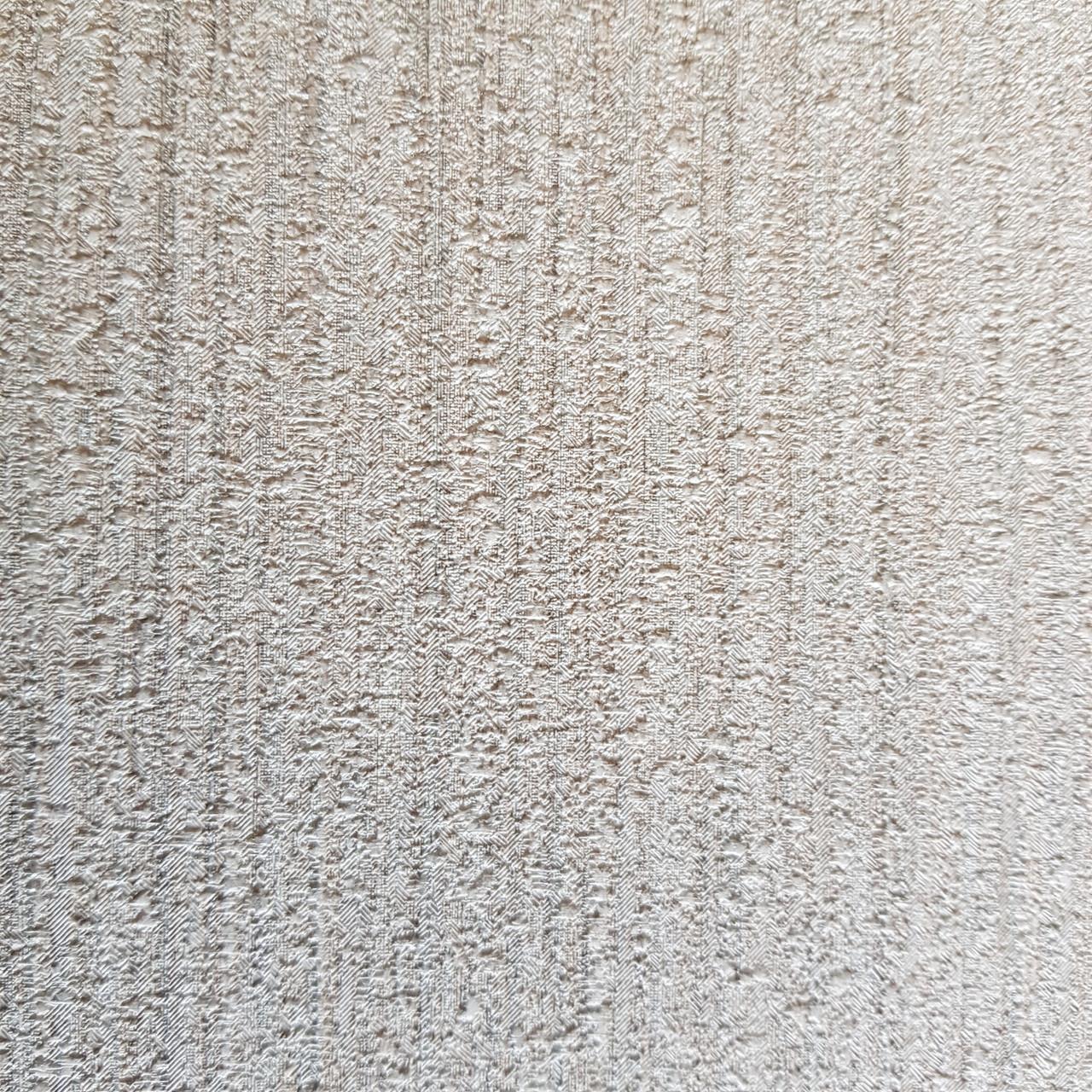 Шпалери вінілові на флізелін Marburg New Spirit Schoner Wohnen однотонні структурні під рогожку бежеві