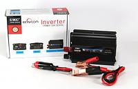 Инвертор с зарядкой, преобразователь напряжения AC/DC 500W 24V