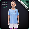 Розпродаж! Футбольна форма дитяча SP-Planeta MANCHESTER CITY Зріст 140-145 см Блакитний (CO-1045) 26