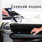 Вакууматор пакувальник їжі з пакетами Wi-simple VS6680 з вбудованими вагами. Вакуумний пакувальник для дому, фото 5
