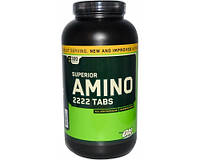 Купить аминокислоты Optimum Nutrition Amino 2222 (micronized amino) 320tabs