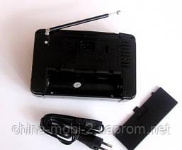Портативное радио приемник GOLON RX-608ACW, фото 3
