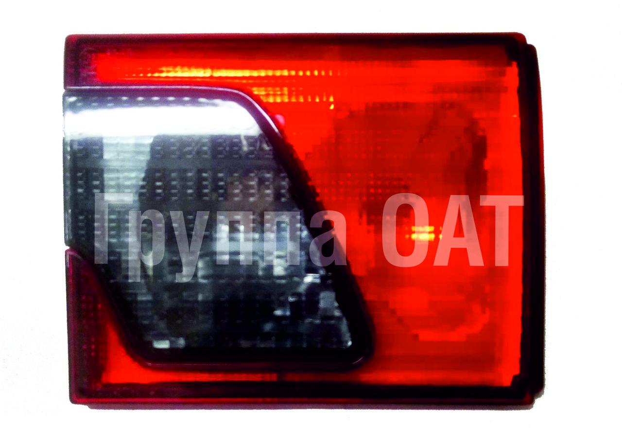 Ліхтар задній ВАЗ 2110 внутрішній лівий тюнінг (41.3776-темно) ОСВАР
