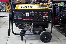 Бензиновый сварочный генератор Rato RTAZQ1-190-2 (6,5 кВт, 3ф~)