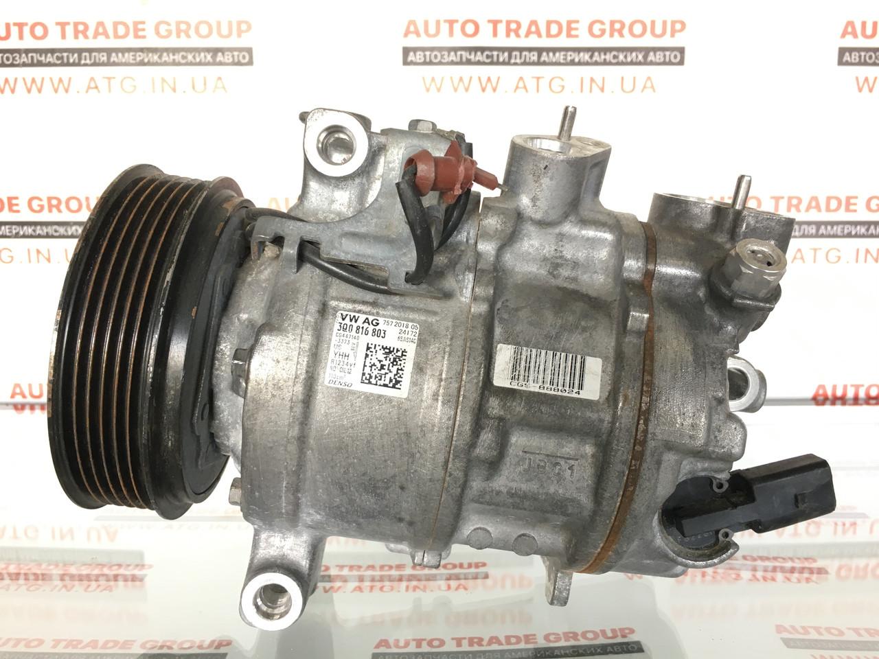 Компресор кондиціонера VW Jetta 1.4 Т 19