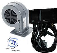 Комплект автоматики для твердотопливного котла TAL Elektronik CS-20 BT + DP-02