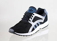 "Кроссовки мужские Adidas ZX Racer Lite ""Core Black"" (в стиле адидас)"