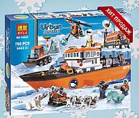 """Конструктор Urban Arctic """"Арктический ледокол""""  (760 деталей)  10443"""