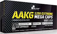 Купить аминокислоты Olimp Nutrition AAKG 1250 Extreme Mega Caps  120 caps